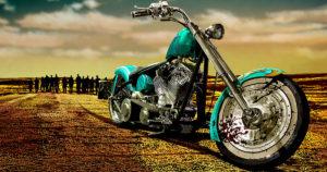 Prezentacja gry fabularnej Zombie Chopper na YouTube